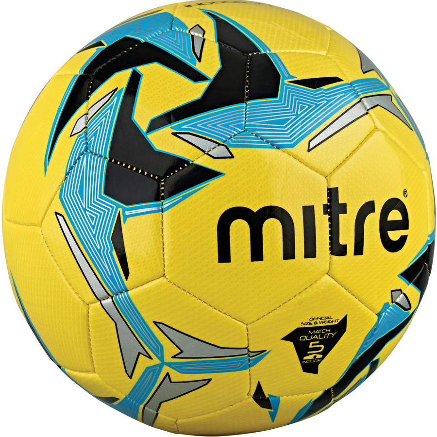 Mitre #5 Indoor V7 Soccer Ball