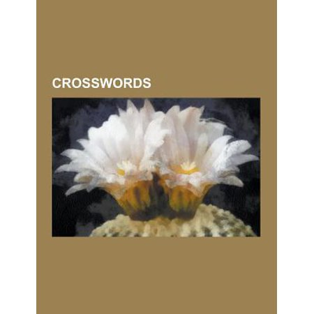 Crosswords  Crossword  Cryptic Crossword  Crossword Puzzle  Crosswordese  The New York Times Crossword Puzzle  Merv Griffins Cros