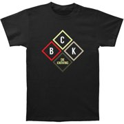 Comeback Kid Men's  Grid T-shirt Black