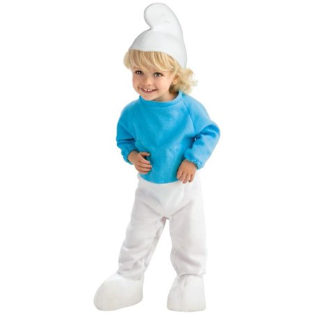 SMURF blue boys girls cartoon costume - Costume Cartoon