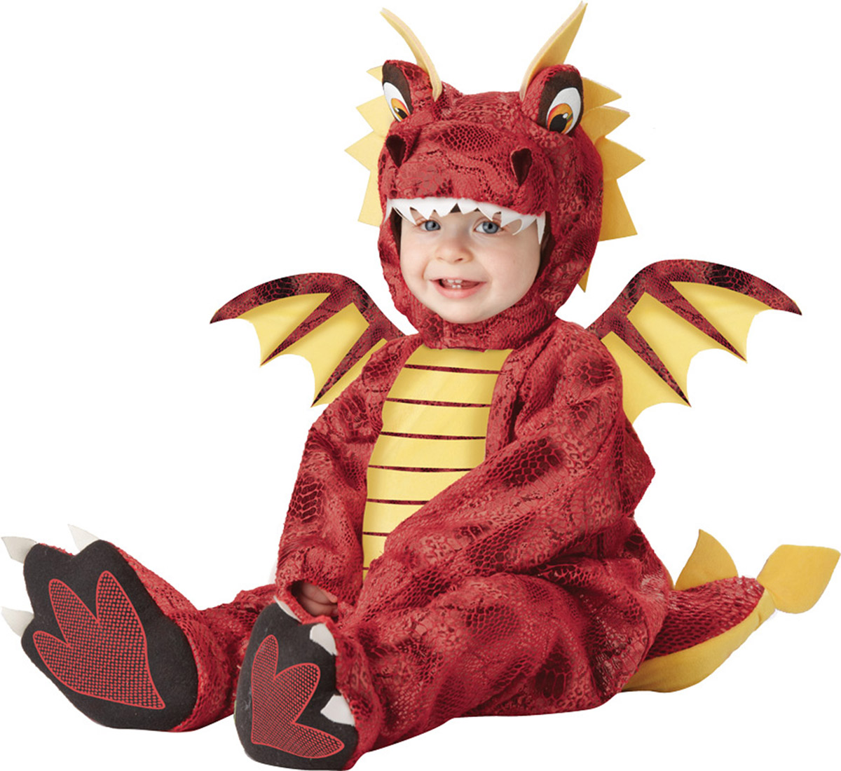 Morris costumes CC10019M Dragon Adore Infant 18-24M