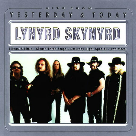 YESTERDAY AND TODAY [LYNYRD SKYNYRD] [CD] [1 DISC]