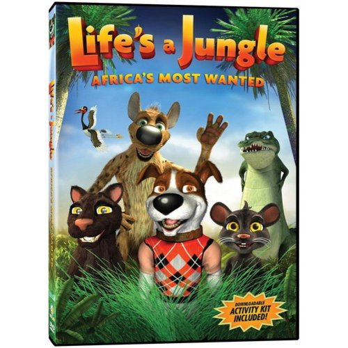 Life's A Jungle: Africa's Most Wanted (Widescreen)