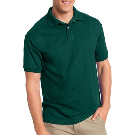 Big Men's EcoSmart Short Sleeve Jersey Golf (Lake Golf Shirt)