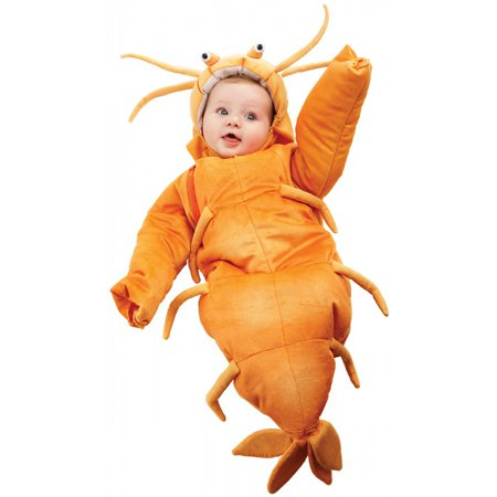 Halloween Bunting To Print (Shrimp Bunting Baby Infant Costume -)