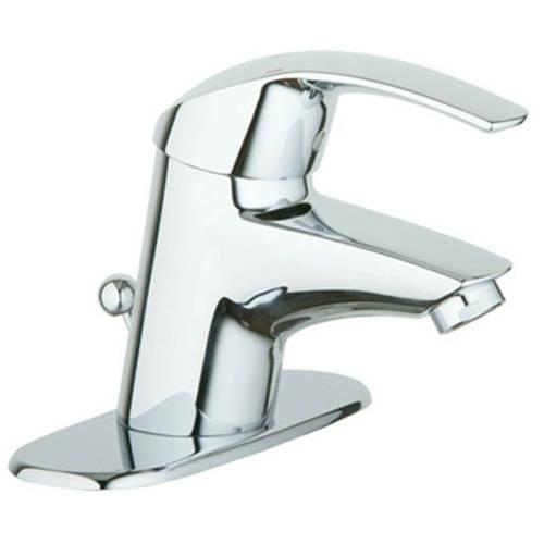 Grohe 32709001 Eurosmart Centerset Lavatory Faucet, Chrome