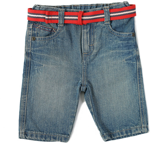 Wrangler Baby Toddler Boy Premium Slim Straight Shorts