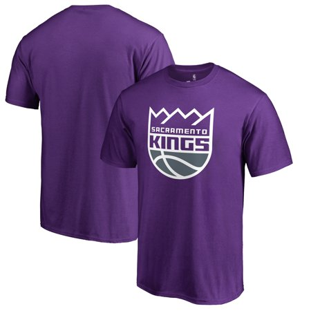 Sacramento Kings Fanatics Branded Primary Logo T-Shirt - Purple - Sacramento Costume Shops