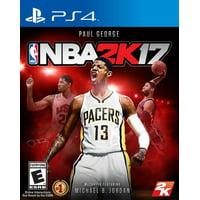 NBA 2K17 for PlayStation 4
