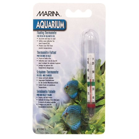 Floating Thermometer, Easy-to-read floating thermometer By Marina Hagen Marina Floating Thermometer
