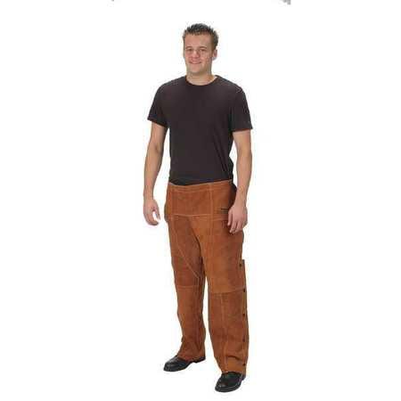 - CONDOR Leather Welding Chaps 4KXH6