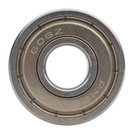 Bearing,608zz WESTWARD PN5ZL26008G