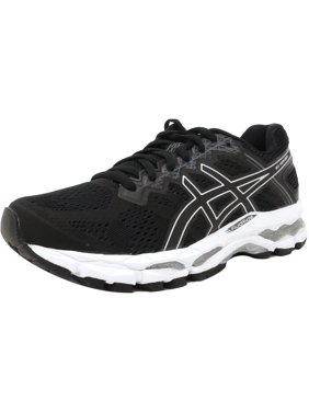 2db8c6560395 Product Image Asics Women s Gel-Superion Black   Silver Ankle-High Running  Shoe - 7M