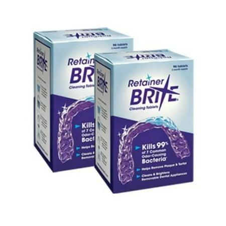 196 Tablet Retainer Brite (6 Months Supply)