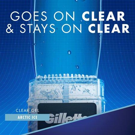 Kết quả hình ảnh cho Gillette Scent Xtend Technology Clear Gel