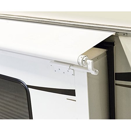 Lippert Rv Solera Awning 5 5 Slider White V000163273