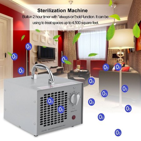 HE-150 Commercial Ozone Generator, 3500mg/h Ozone Machine
