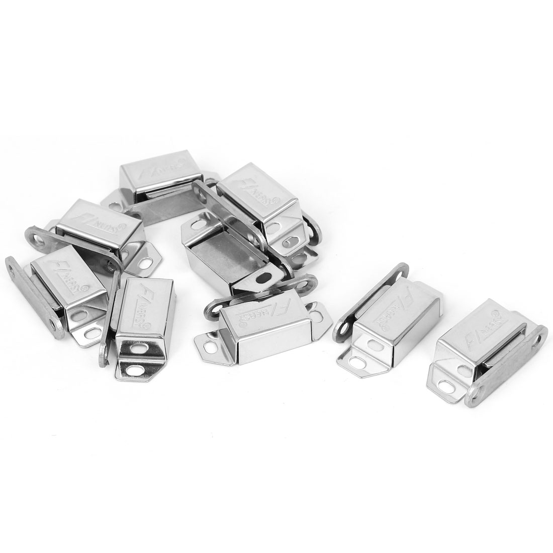 Furniture Fitting Door Magnetic Catch Stopper Holder Latch 10pcs