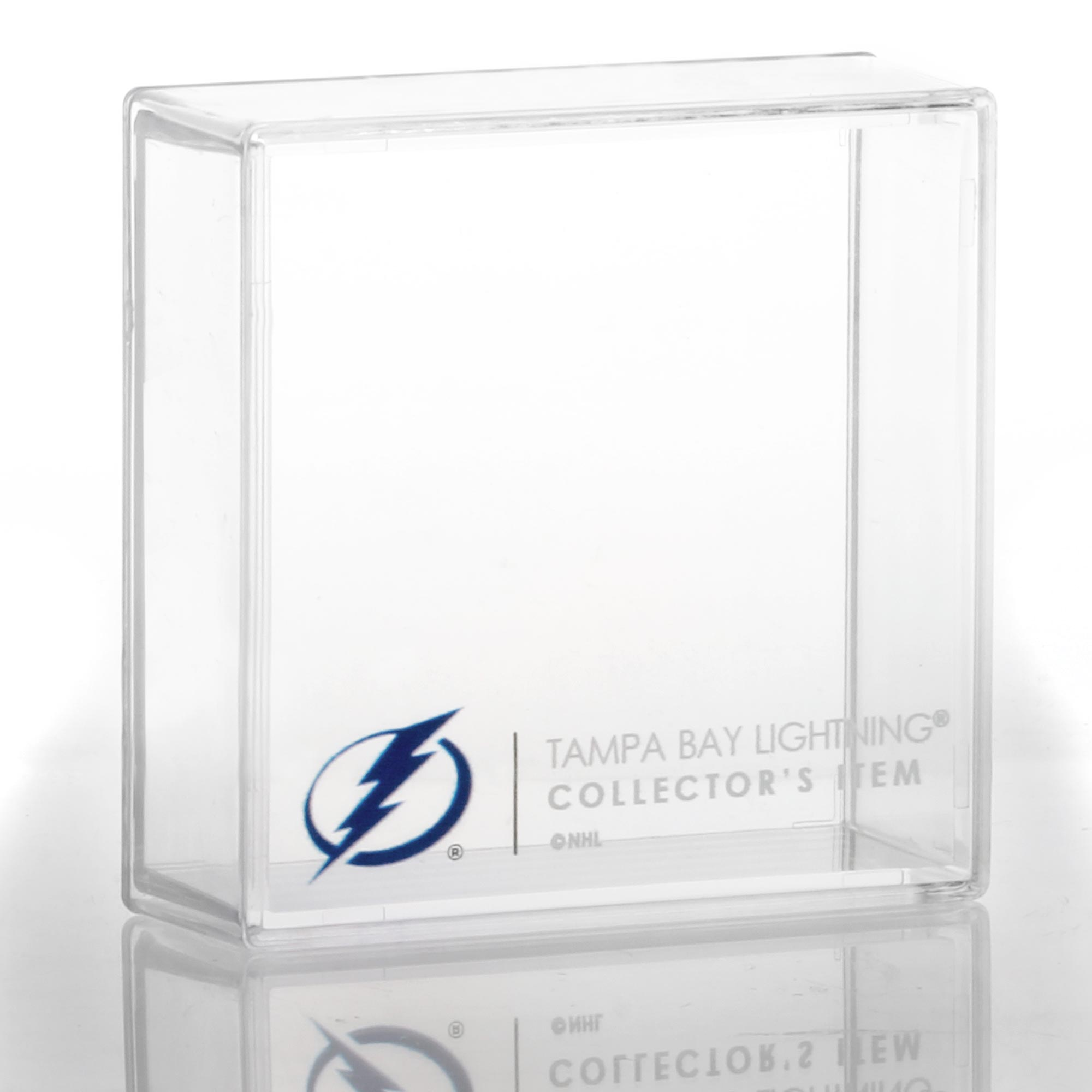 Tampa Bay Lightning Sher-Wood Puck Holder Cube - No Size