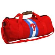 Philadelphia Phillies Rugby Duffel Bag - No Size