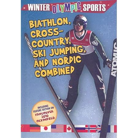 Biathlon, Cross Country, Ski Jumping, and Nordic Combined (Cross Country Ski Machine)