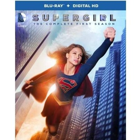 Supergirl  The Complete First Season  Blu Ray   Digital Hd With Ultraviolet
