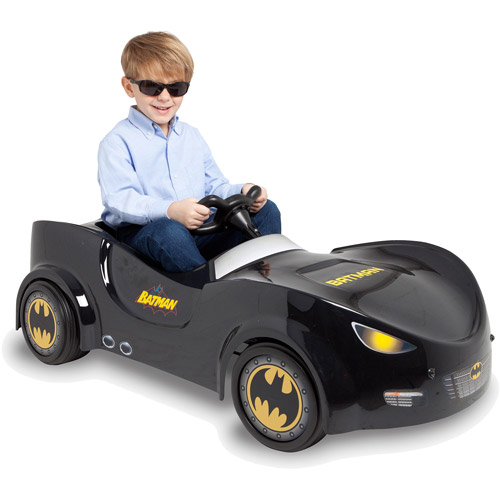 Batman 6-Volt Battery-Operated Vehicle Ride-On