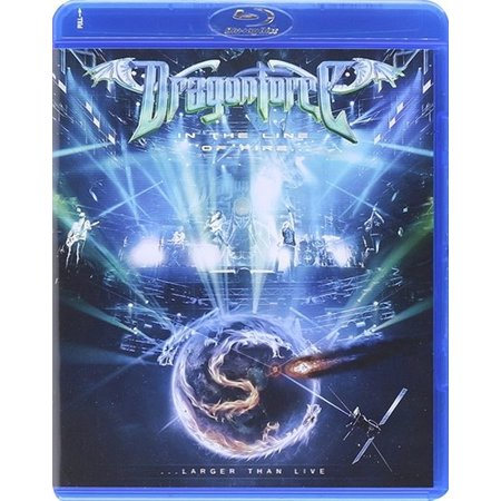 In the Line of Fire Larger Than Life (Blu-ray)