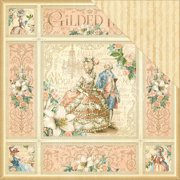 """Gilded Lily Double-Sided Cardstock 12""""X12""""-Gilded Lily"""