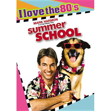 Summer School [I Love the 80's Edition] (WSE) - 80s Halloween Films