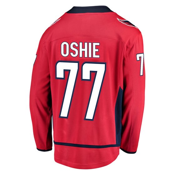 Men s Washington Capitals TJ Oshie Fanatics Branded Red Breakaway Player  Jersey - Walmart.com 7dddc9a540d6