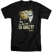 Csi Miami So Guilty Mens Big and Tall Shirt