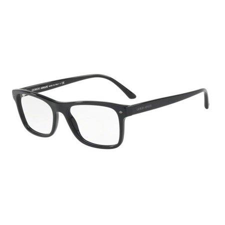 Eyeglasses Black Frame - Authentic Giorgio Armani Eyeglasses AR7131 5017 Black Frames 53mm Rx-ABLE