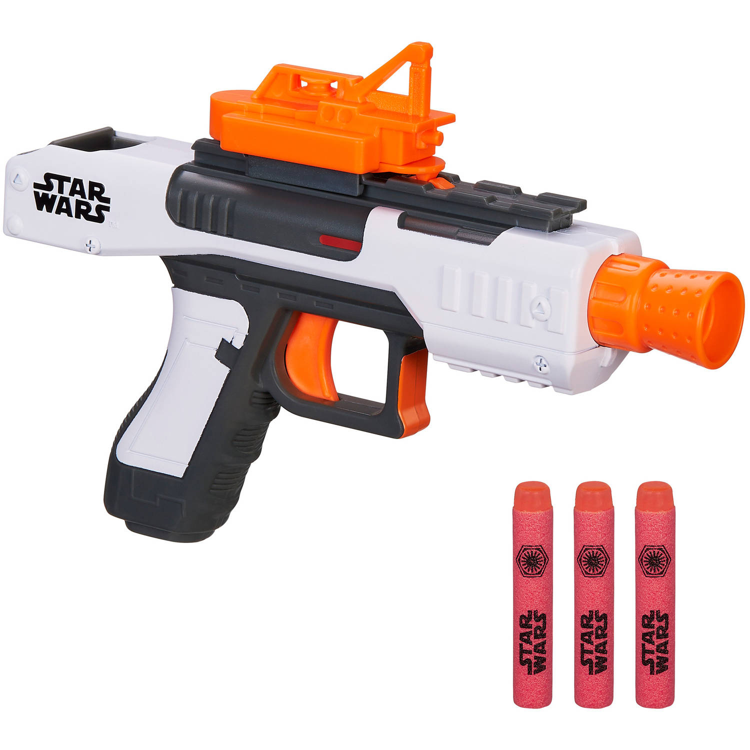 Star Wars Nerf Episode VII First Order Stormtrooper Blaster