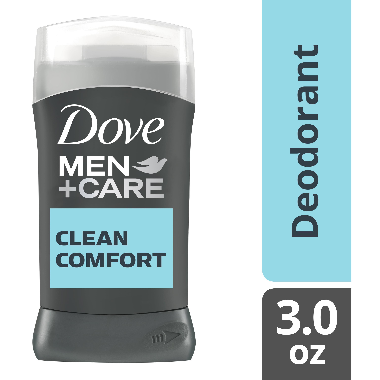 Dove Men+Care Clean Comfort Deodorant Stick 3 oz