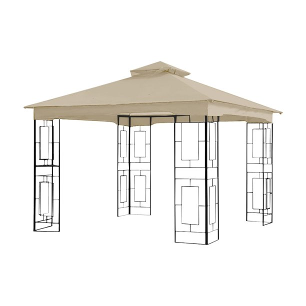 Ft Replacement Canopy For L Gz724pst B, Garden Treasure Pergola