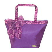 Jacki Design  Womens Summer Bliss Tote Bag, Purple