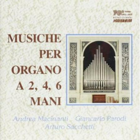 Musiche Per Festa Halloween (Musiche Per Organo a 2 4 6)