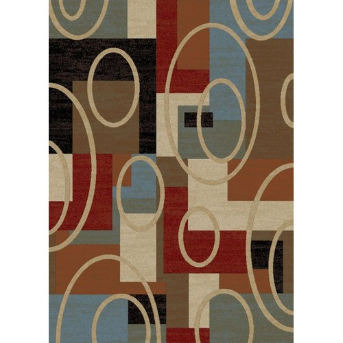 Mayberry Rug Hometown Broadway Biege Area Rug