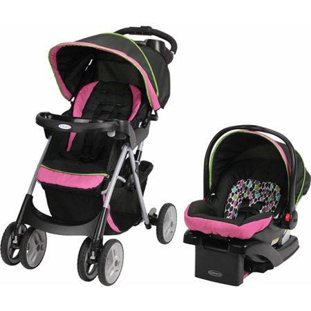 Graco Comfy Cruiser Click Connect Travel System Maci