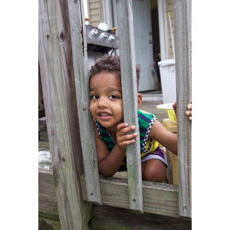 - Canvas Print Porch Smile Funny Boy Child Kid Gates Picture Stretched Canvas 10 x 14