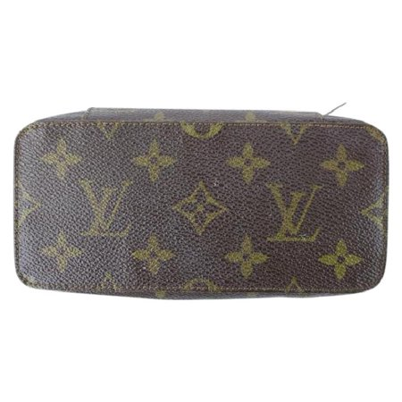 (LOUIS VUITTON Monogram Monte Carlo Jewelry Box 222729)