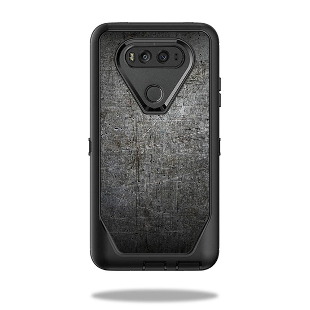 MightySkins Protective Vinyl Skin Decal for OtterBox Defender LG V20 Case wrap cover sticker skins Scratched Up