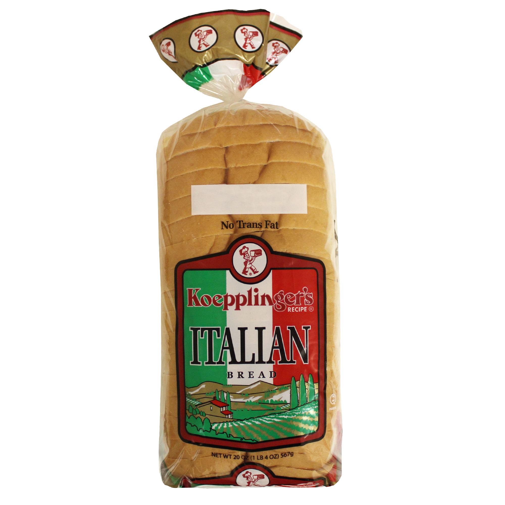 Koepplinger's Italian Bread, 20 oz.