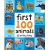 1st 100 Animals (Board Book)