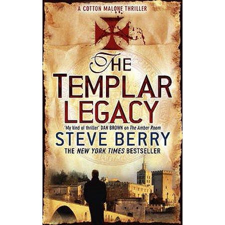 The Templar Legacy: Cotton Malone 1 (Paperback)