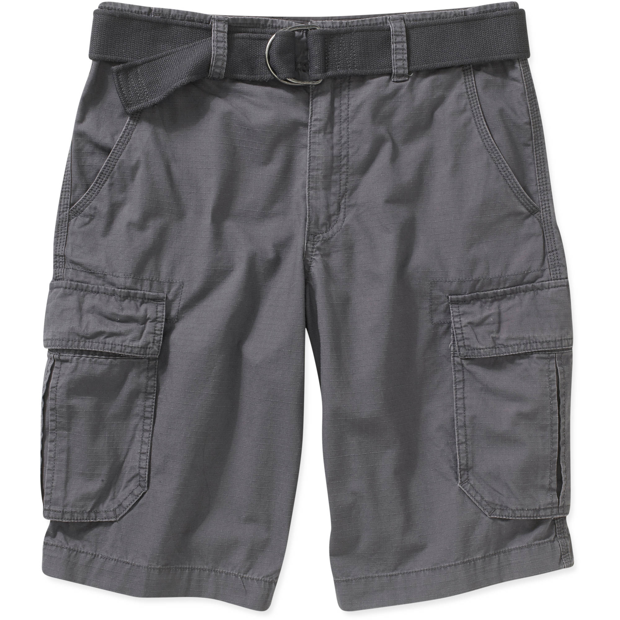 No Boundaries Men's Ripstop Short