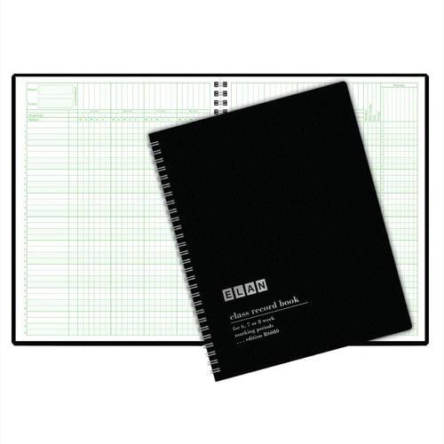 Elan Publishing Class Record Book by Elan Publishing