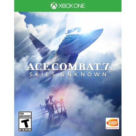Ace Combat 7: Skies Unknown, Bandai/Namco, Xbox One, (Best Space Combat Games)