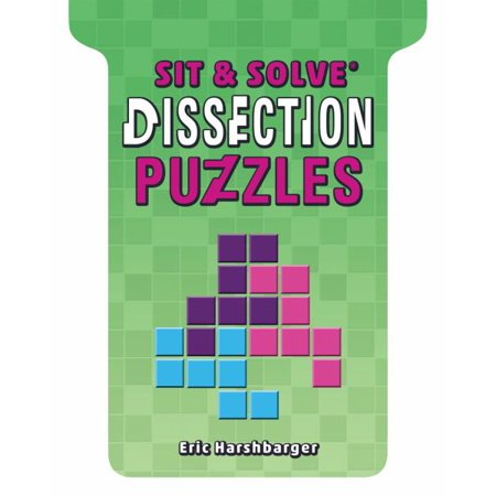 Sit & Solve Dissection Puzzles - image 1 of 1